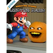 Annoying Orange - Annoying Super Mario