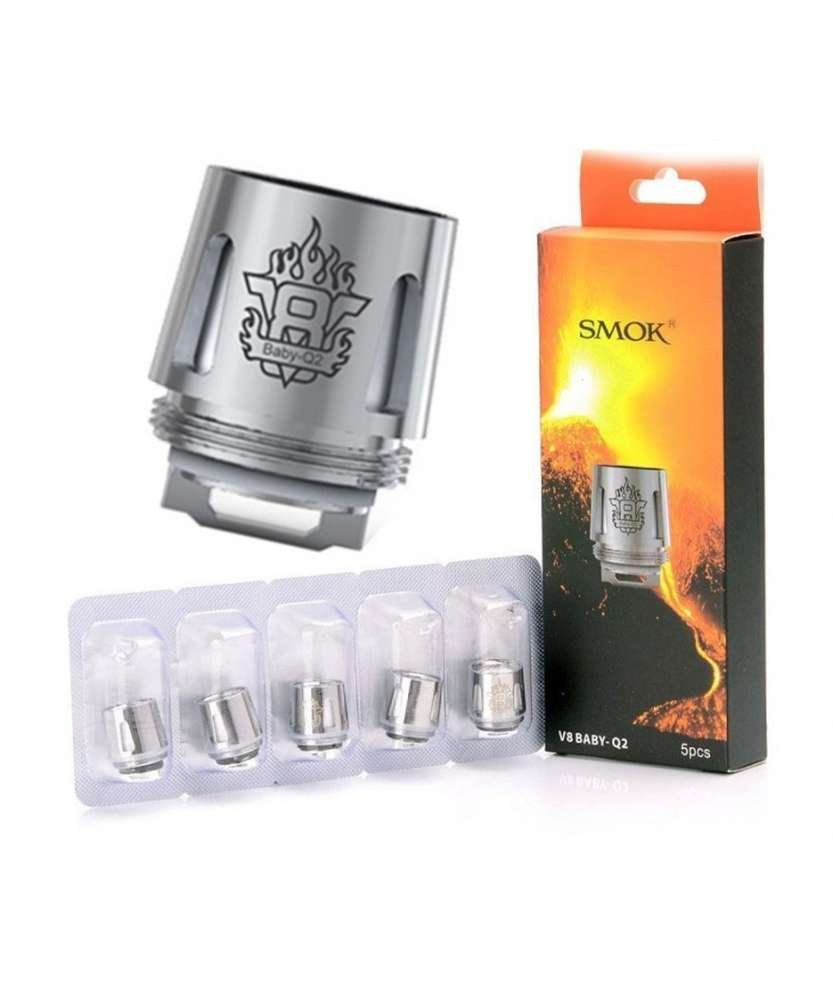 Smok TFV8 Baby Coils - 5 in a Pack (V8 Baby-Q2)
