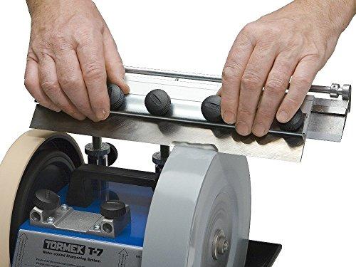 (Planer Blade Sharpener Tormek SVH-320. The Planer/Jointer Blade Sharpening Jig That Precisely Sharpens Virtually Any Length)