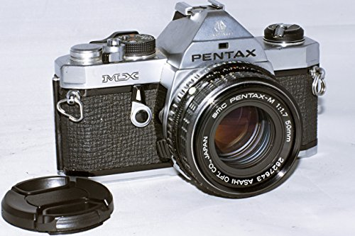 Pentax Model 'ME' 35mm Film Camera With 50mm f/2.0 Lens