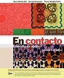 img - for En contacto, Enhanced Student Text: Gram tica en accion (World Languages) book / textbook / text book