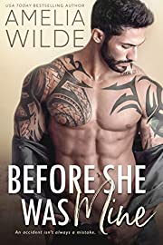 Before She Was Mine (Wounded Hearts Book 1)