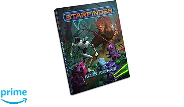 Starfinder Roleplaying Game: Alien Archive: Amazon.es: Paizo ...