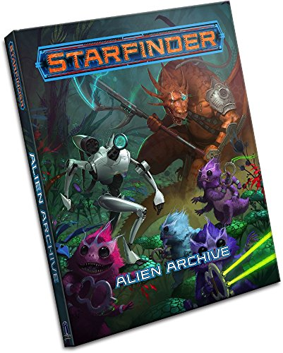 Starfinder Roleplaying Game: Alien Archive ()