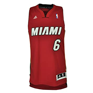 adidas NBA Swingman Jersey Camiseta XS Miami Heat –  ...