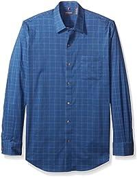 Men's Traveler Stretch Non Iron Long Sleeve Shirt