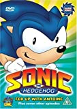 Sonic The Hedgehog - Fed Up With Antoine & 7 Other Episodes [DVD]
