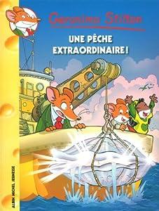 """Afficher """"Geronimo Stilton n° 61 Une pêche extraordinaire !"""""""