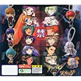 Gashapon Aquarion EVOL swing Mikagerea ver. Containing five sets