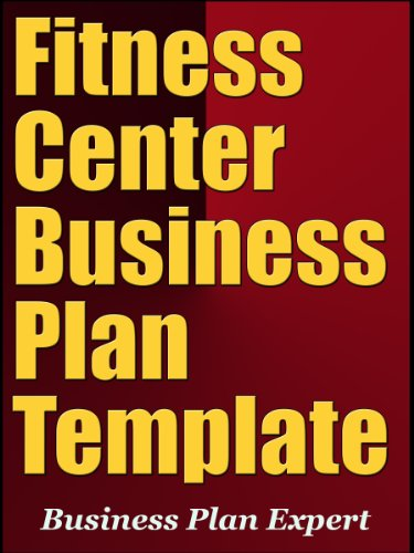 Fitness club business plan