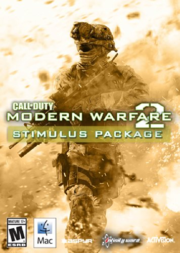 Call of Duty: Modern Warfare 2 Stimulus Package [Mac] [Online Game Code] (Call Of Duty Modern Warfare 2 Stimulus Package)