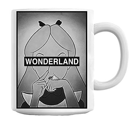 was alice in wonderland on drugs