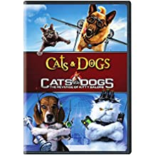 Cats & Dogs 1&2 pk