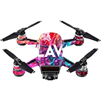 Skin For DJI Spark Mini – Flava | MightySkins Protective, Durable, and Unique Vinyl Decal wrap cover | Easy To Apply, Remove, and Change Styles | Made in the USA