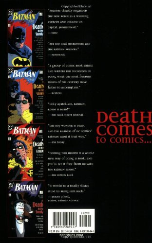 Amazon batman a death in the family 9780930289447 jim amazon batman a death in the family 9780930289447 jim starlin jim aparo mike decarlo books fandeluxe Images