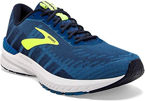 Brooks Scarpe Running Uomo Ravenna 10 A3 Azzurro 43: Amazon