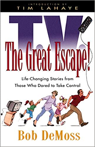 Book T.V.: The Great Escape! : Life-Changing Stories from Those Who Dared to Take Control