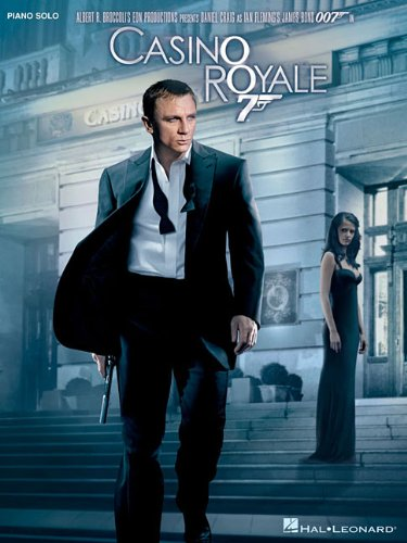 Read Online Casino Royale: Music From The Original Motion Picture Soundtrack pdf
