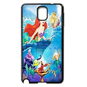 Yo-Lin case IKAI0446673The Little Mermaid For Samsung Galaxy NOTE3 Case Cover