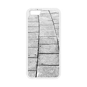 Tyquin Cobblestone Alley iPhone 6 Plus Case, Iphone 6plus Case Cute {White}