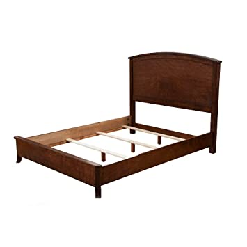 Amazon.com: Benzara BM172836 California King - Cama de ...