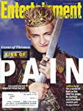 Jack Gleeson (Game of Thrones), Archer, Kermit the Frog/The Muppets/Jim Henson - Entertainment Weekly Magazine