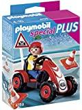 PLAYMOBIL Boy with Racing Cart