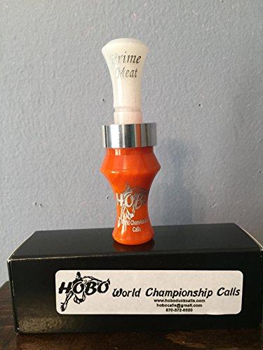 Hobo Calls Prime Meat (Orange/Silver)