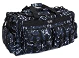 navy digital camo backpack - Mens 30 Inch ACU Navy Digital Camo Convertible Backpack Duffel Duffle Molle Tactical Shoulder Bag