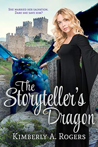 The Storyteller's Dragon (Love's Enchanted Tales Book 2)