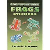 Glow-in-the-Dark Frogs Stickers (Dover Little Activity Books Stickers)