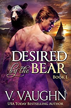 Desired by the Bear - Book 1: BBW Werebear Shifter Romance by [Vaughn, V.]