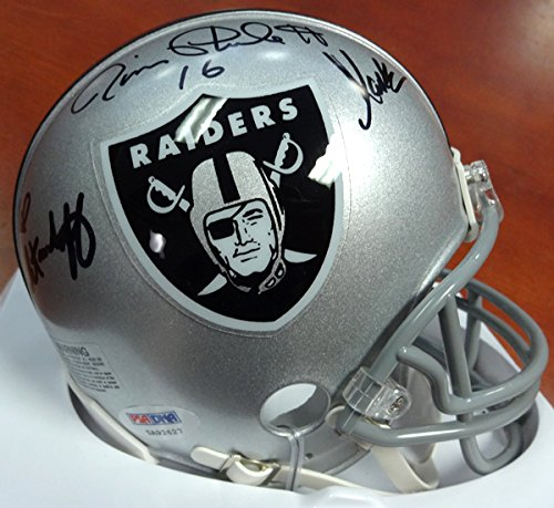 Fred Biletnikoff Oakland Raiders - 9