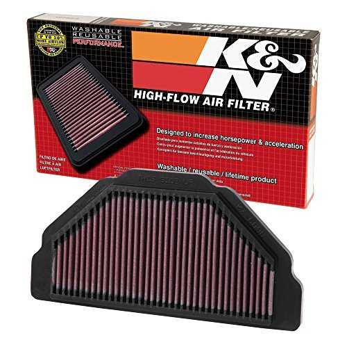 K&N KA-6098 Kawasaki High Performance Replacement Air Filter [並行輸入品]   B07G427ZFW