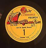 1950-1959 Cambridge Language Series French France