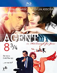 Agent 8 3/4 aka: Hot Enough For June [Blu-ray]