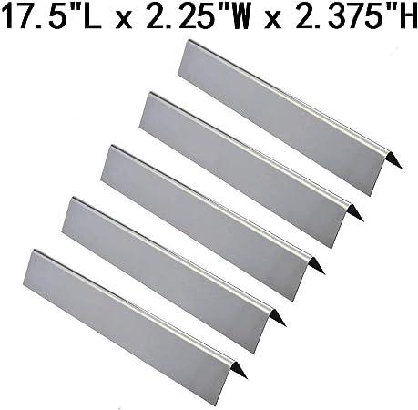 Amazon.com: GasSaf - Juego de 5 barras de acero inoxidable ...