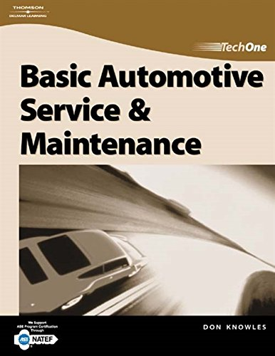 TechOne: Basic Automotive Service & Maintenance