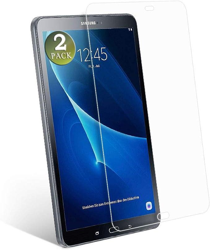 Aimake Galaxy Tab A Panzerglas 2 Stück Panzerglas Folie Computer Zubehör