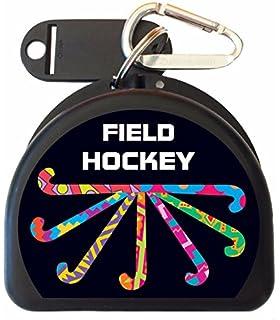 Zumoe Field Hockey Mouth Guard Case - Pass Dribble Score