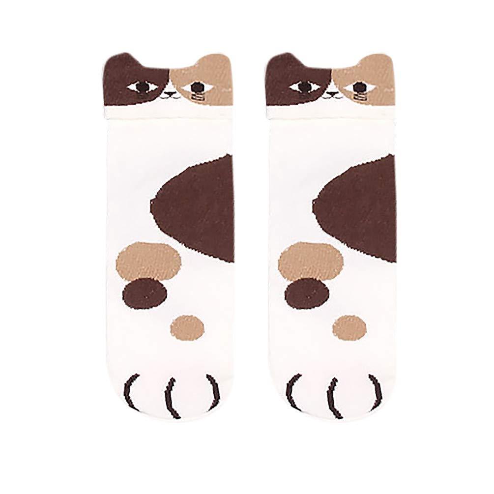 Fainosmny Unisex Socks Mens Socks Women Socks Christmas Sock Retro Cotton Socks Fashion Thicken Socks Soft Warm Socks