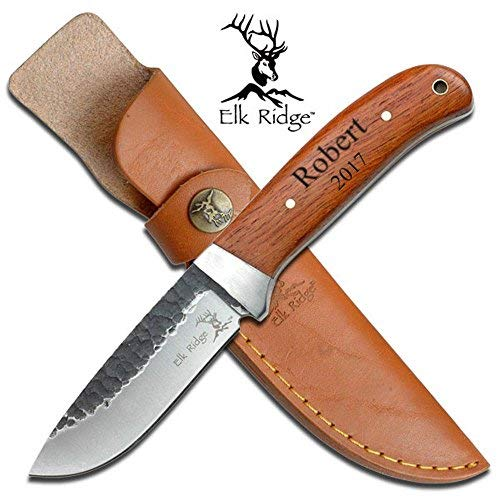 Elk Ridge Free Engraving - Quality Fixed Blade Knife 8