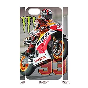 Marc Marquez for iphone 4 4S 3D Phone Case Cover 11FF738429