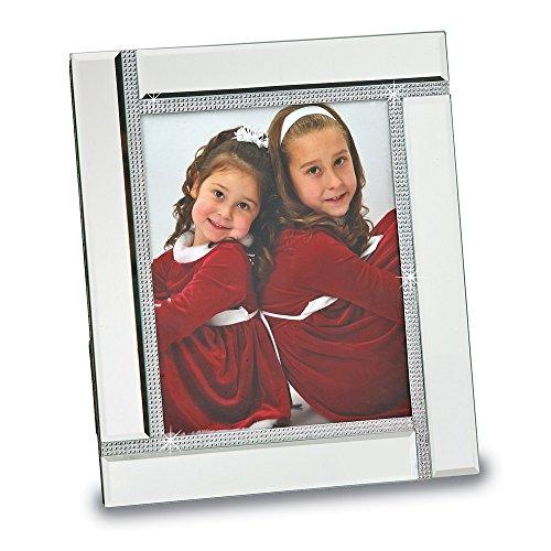 Q Gold Gifts - Marco de Fotos y álbumes de Fotos (Cristal, 10 x 15 cm)