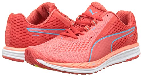 Rosso Scarpe Turquoise 500 Donna nrgy Speed Puma Red poppy Ignite Sportive 2 Outdoor I8Z6ZxB