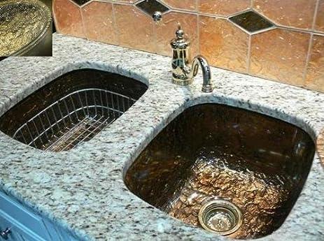 Charmant JSG Oceana 009 009 500 Undermount Kitchen Sink, Platinum