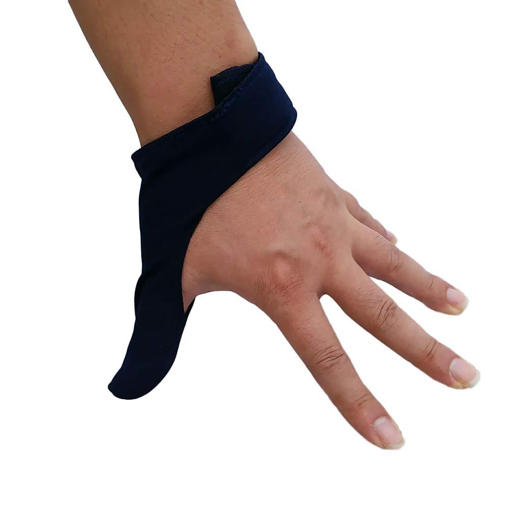 perfk Universal Bowling Thumb Saver Fingergriff Schutz Ersatz