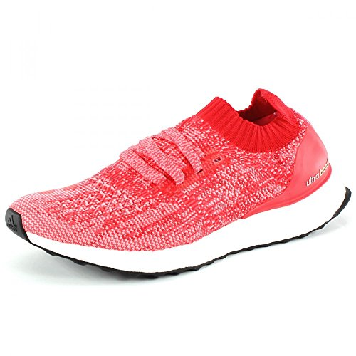 Adidas Ultra Boost Uncaged Ray Red/shock Red/ray Pink Fabric