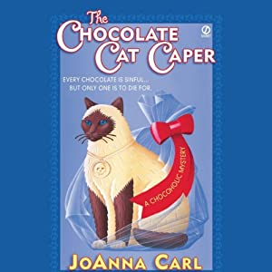 The Chocolate Cat Caper Audiobook
