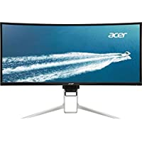Acer 34 Widescreen LCD Monitor Display UW-QHD 3440 x 1440 5 ms|XR342CK bmijpphz(Certified Refurbished)